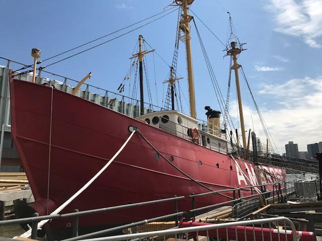 Ambrose Channel Lightship